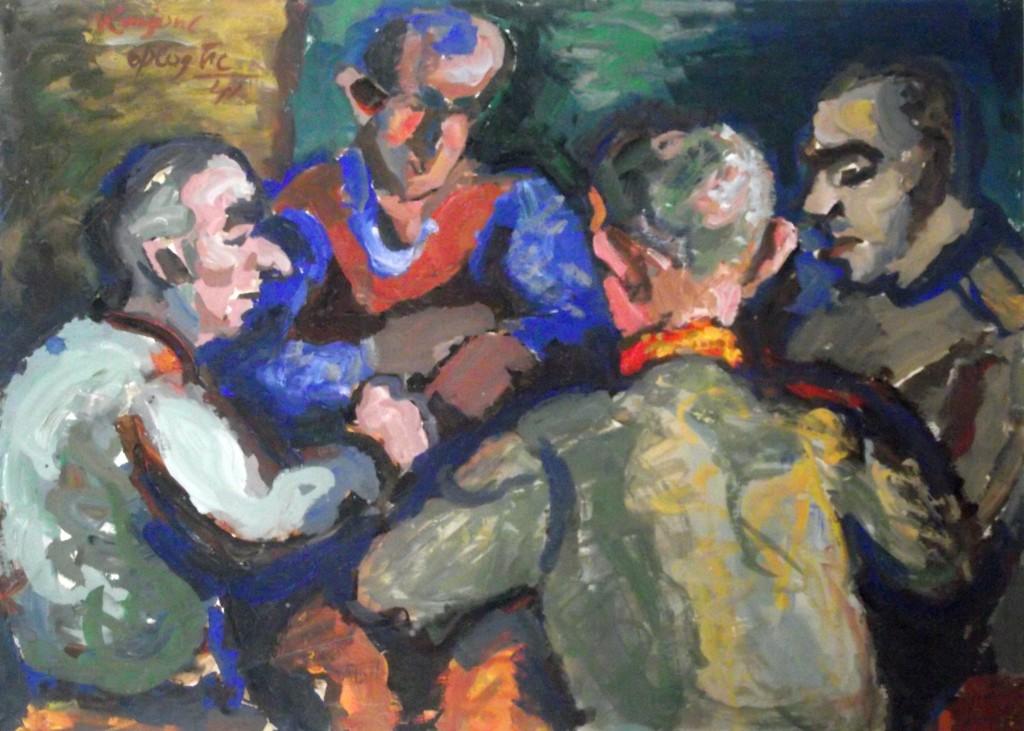 0073 U zarobljenistvu, 1941
